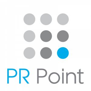 Logo PR Point