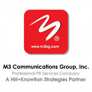 Logo M3 Communications Group, Inc.